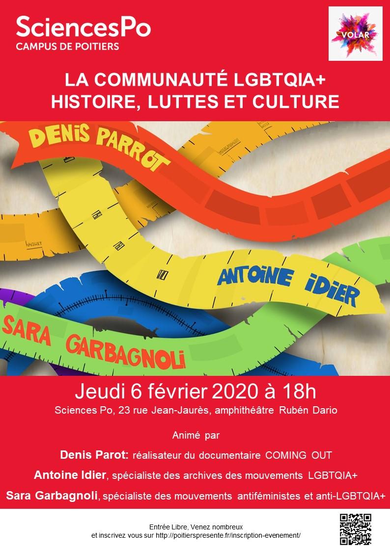 rencontre gay international à Poitiers