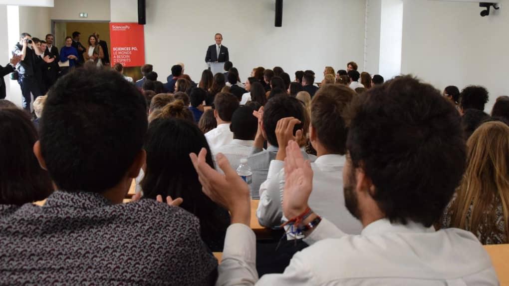 "Rentrée de Sciences Po à Poitiers : ""Bienvenidos a todos"""