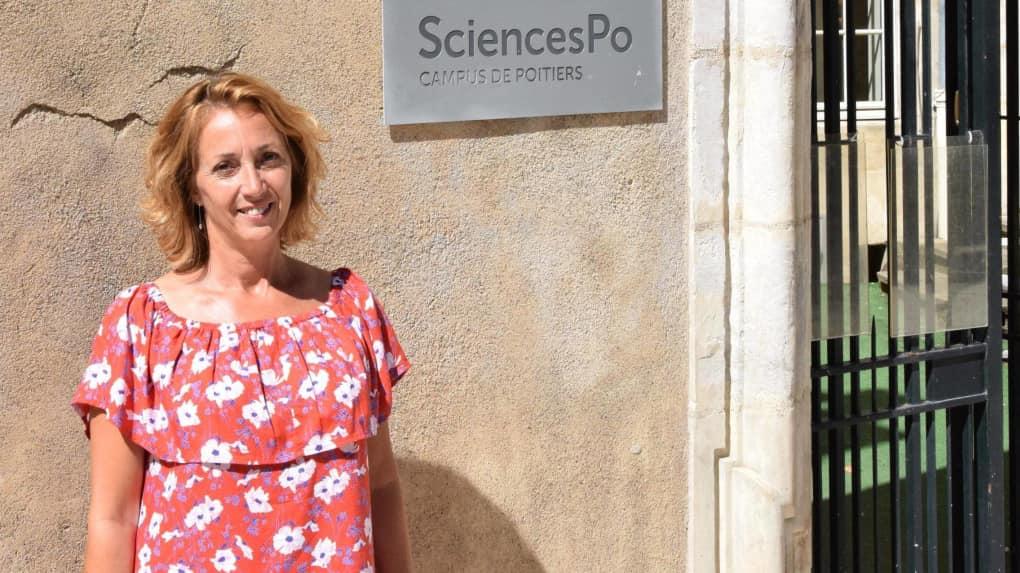 Dernière rentrée de Sciences Po à l'hôtel Chaboureau à Poitiers