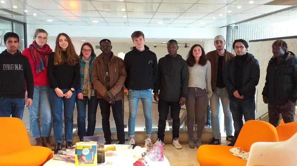 Nouvelle République   Depuis Sciences Po Poitiers, l'intégration des réfugiés s'organise
