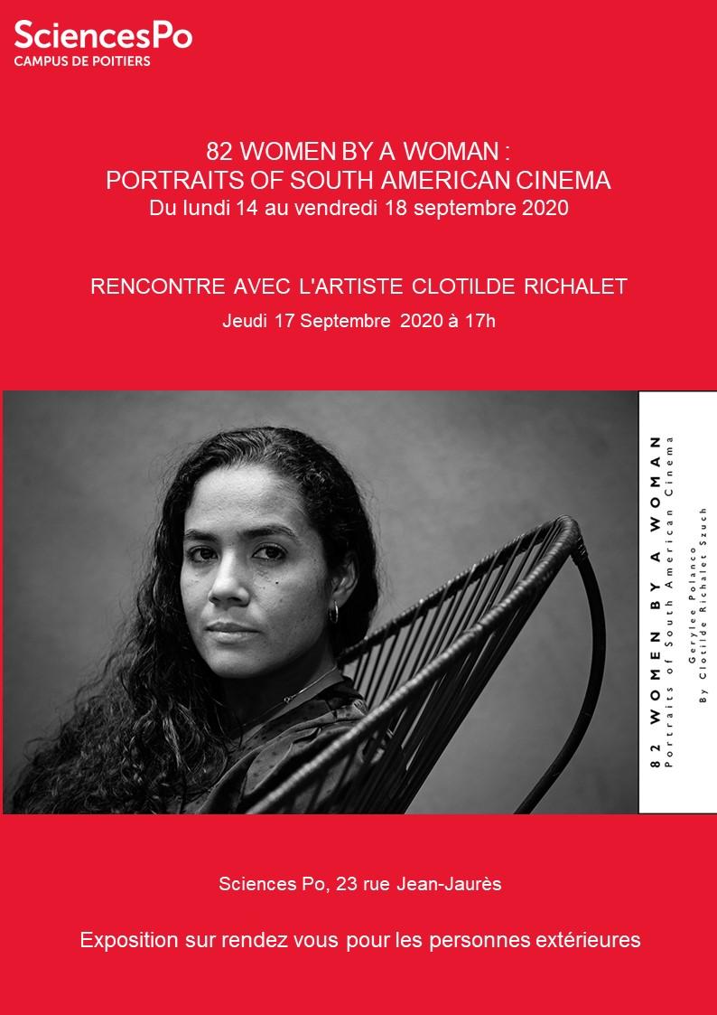 Rencontre avec l'artiste Clotilde Richalet