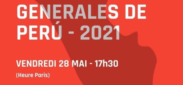 Elecciones generales de PERÚ – 2021