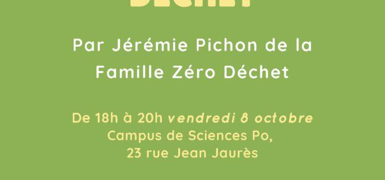 Conférence Famille Zéro Déchet