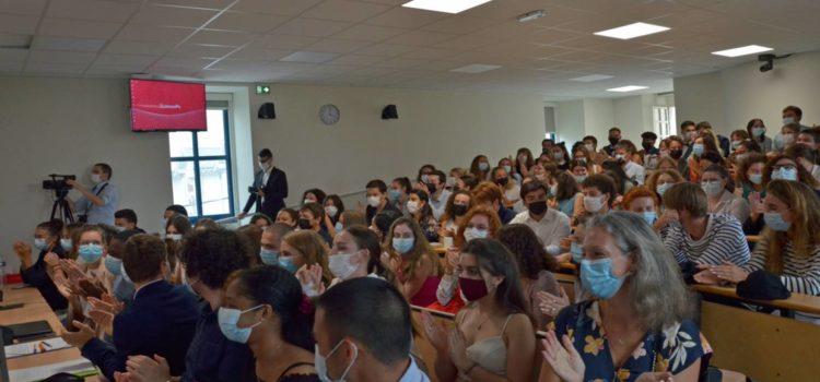 7 à Poitiers : Ces lycéens ont les clés de Sciences Po